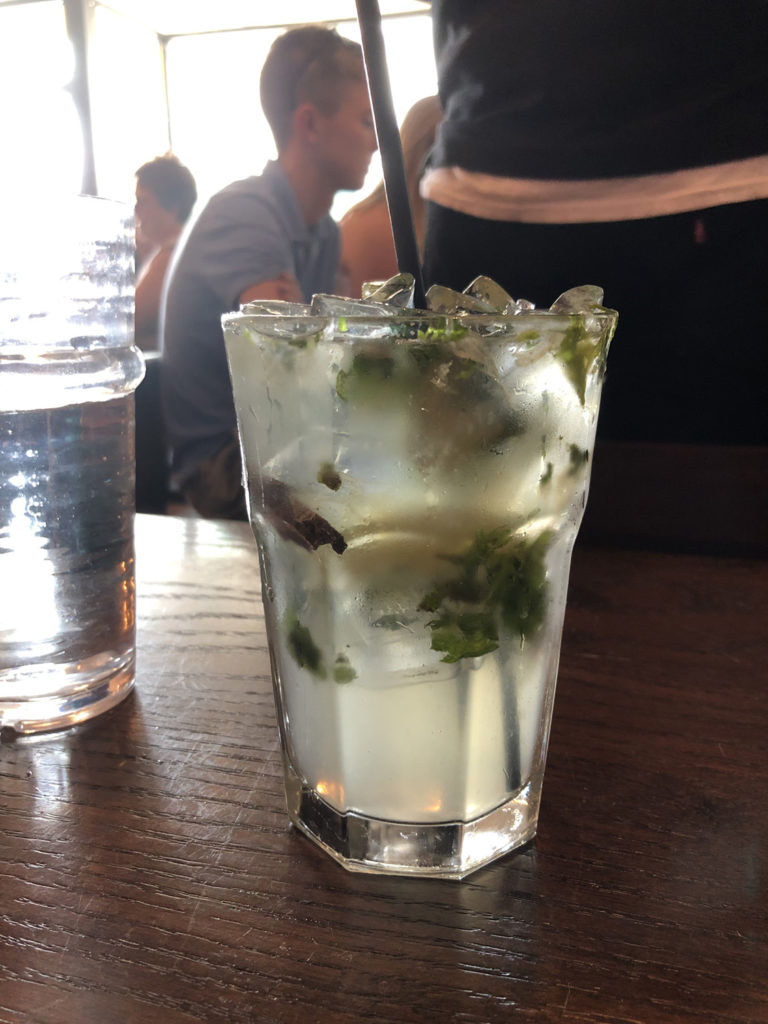 Salsa's Mojito