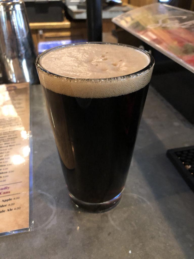 Asheville Brewing Ninja Porter