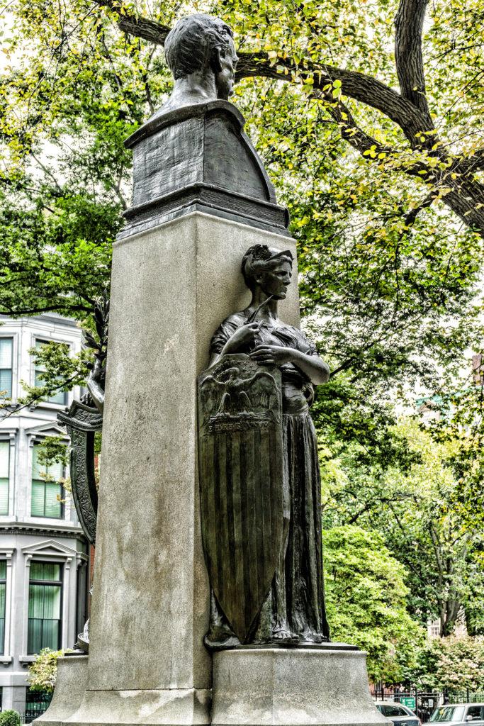 America Statue